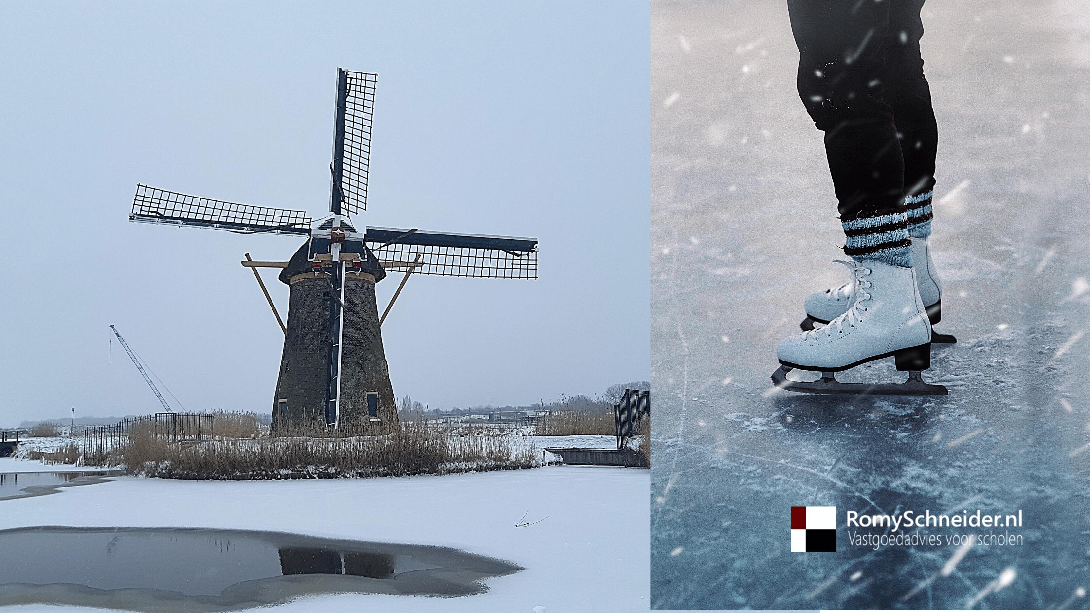 winter, koudegolf, dutchwinter, snow