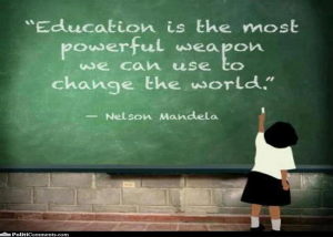 education,mandela,visie,missie